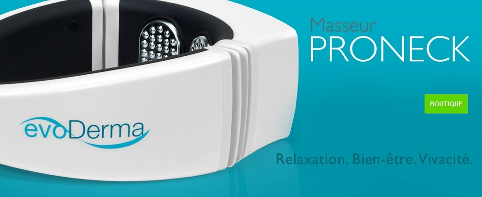 evoDERMA MASSEUR PRONECK