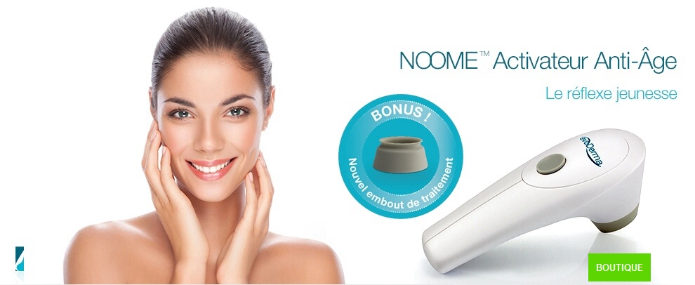 NOOME Activateur Anti-Age EvoDERMA
